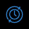 Previsione _di tempi-ciclo, _forza di chiusura _e dosaggio