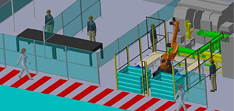 Resilienza nel business Merlotti produce pareti divisorie di sicurezza per contenimento diffusione COVID-19