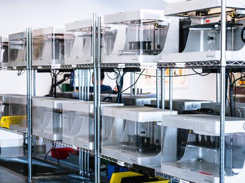 Stampa 3D a suppporto della supply chain Markforged - Nuovamacut
