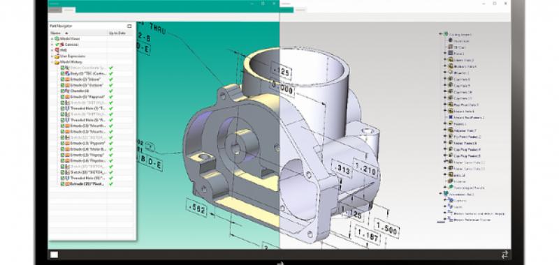 Come passare ad un nuovo sistema CAD conservando i dati di origine