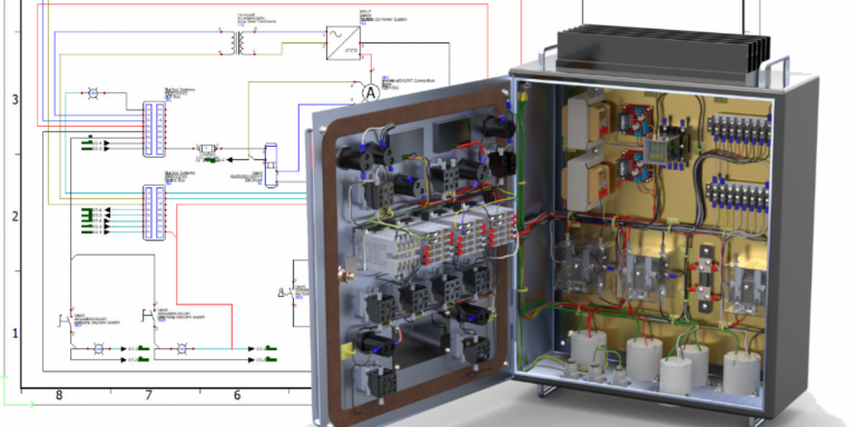 SolidWorks Electrical Nuovamacut